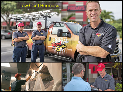 The Hood Guyz franchise  - Low Cost Business