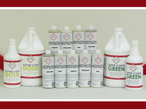 The Groutsmith Franchise Products