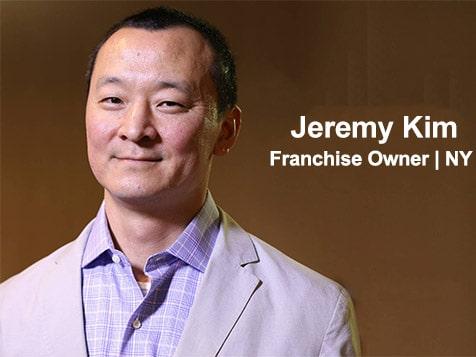 Valenta Franchise Owner in NY-Jeremy Kim