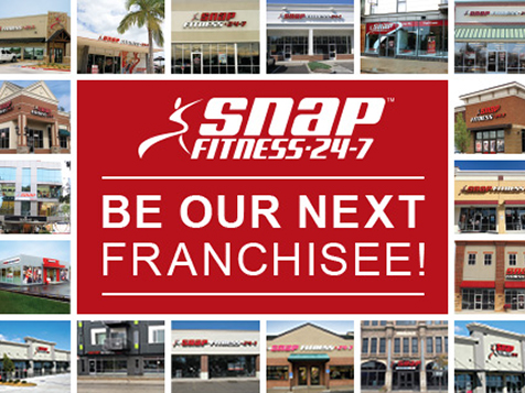 Be the next Snap Fitness Franchisee