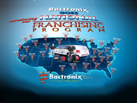 Bactronix Franchise