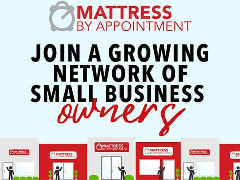 Join the Mattress By Appointment network
