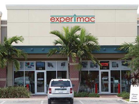 Outside an Exerimac franchise