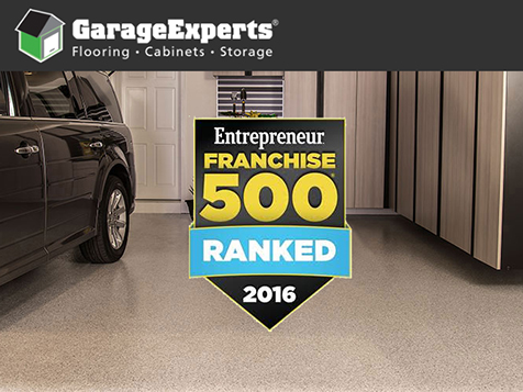 Garage Experts Franchise Ranking