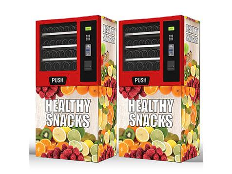 Healthy Snacks To Go Business Vending Machines