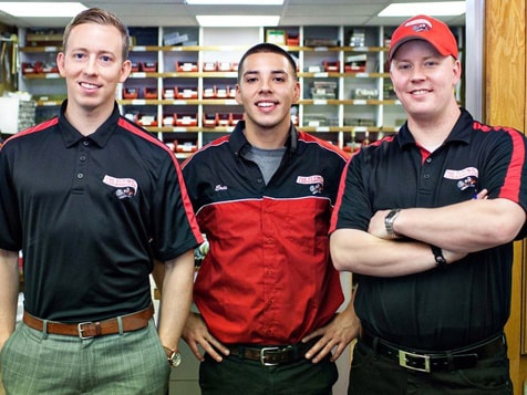 Flying Locksmith Franchise Team