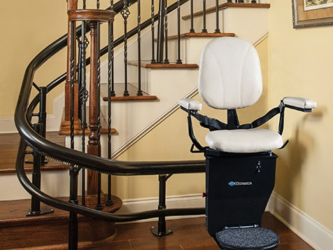 Mobility Plus Franchise - Stair Chair