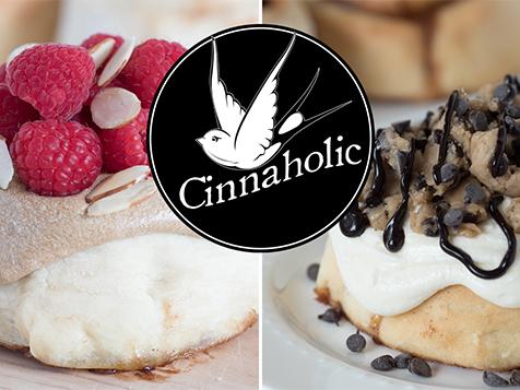 Open a Cinnaholic Gourmet Cinnamon Rolls franchise