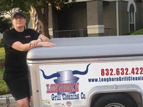 The BBQ Cleaner - mobile buisness