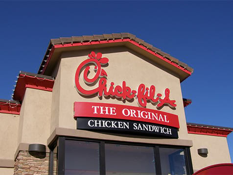 Chick-fil-A Franchise Location
