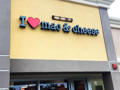 I Heart Mac & Cheese Franchise Location