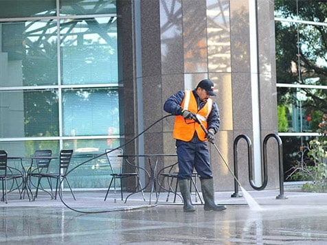 Action Duct Cleaning Franchise - Pressure Washing