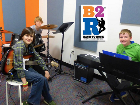 Bach to Rock Franchise Child Music Classes
