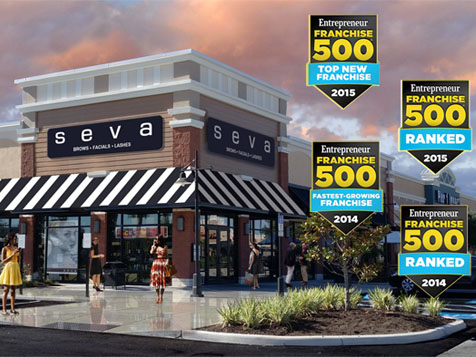 Seva Franchise ranked top new franchise