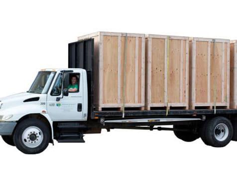 MoveGreen Moving Truck