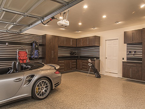 clean garage - Garage Experts