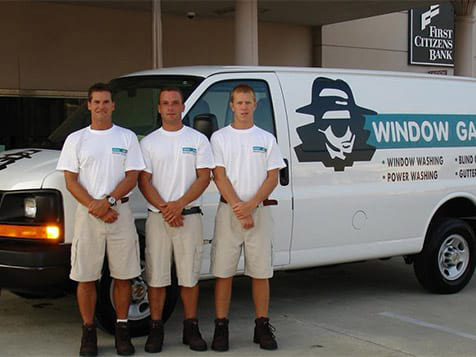 Window Gang Franchise Staff