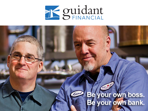 Guidant Financial - Finance a Business
