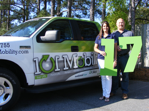 101 Mobility franchise owners