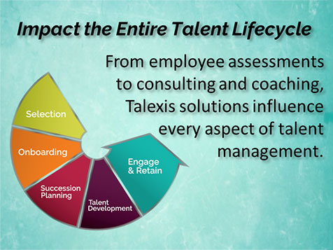 Talexis: Impact the entire talent lifecycle