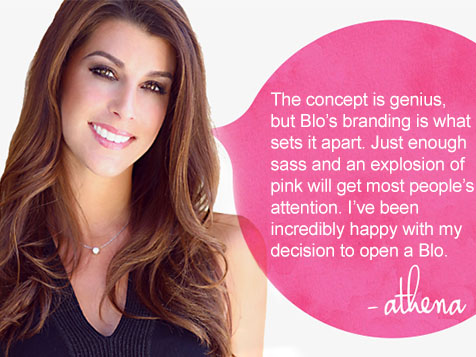 Blo Blow Dry Bar Multi-Unit Franchise Owner