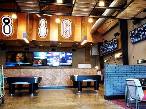 810 Billiards & Bowling Franchise Bowling Lanes