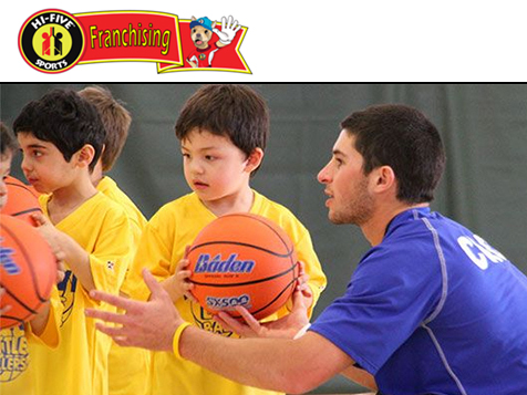 Hi-Five Sports Franchise offers camps, leagues and classes