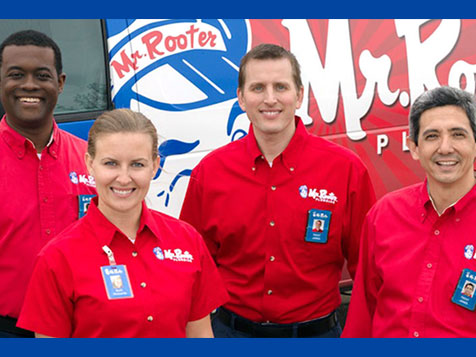 Mr. Rooter Plumbing Franchise Team