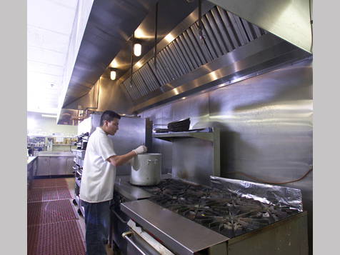 FireMaster Franchise Kitchen Hood Fire Suppression