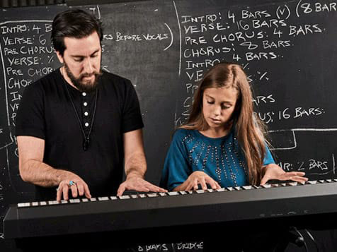 School of Rock Lesson