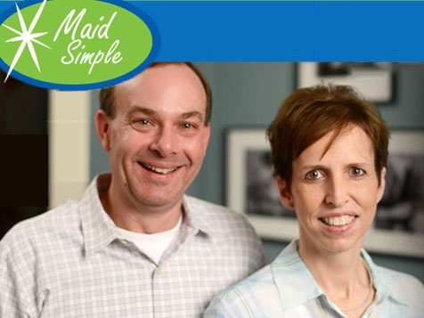 Maid Simple Franchise Owners  - Perry & Kim Gilpin