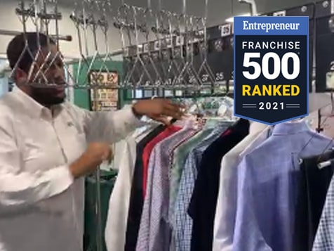 Lapels Dry Cleaning Franchise Ranking