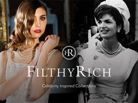 Example of Filthy Rich International Franchise Iconic Jewelry