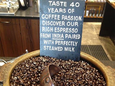 Starbucks Coffeehouse Espresso beans