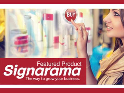 Own a Signarama franchise