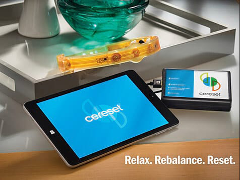 Cereset Health Franchise - Patented Technology
