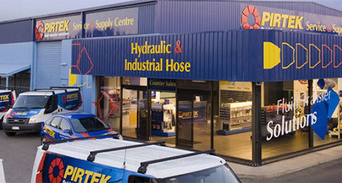 PIRTEK USA Franchise Location