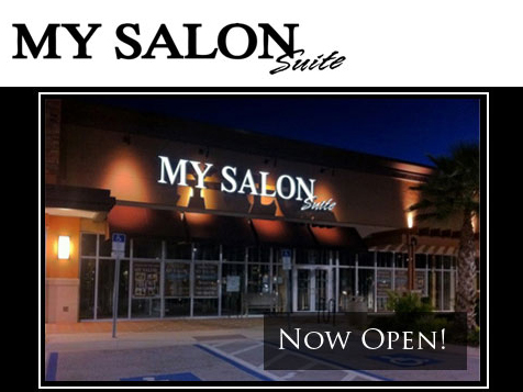 Open your own MY SALON Suite franchise