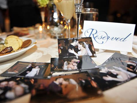 Mag-nificent Instant Photo Experience for weddings