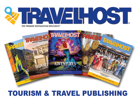TravelHost Magazine-travel and tourism publishing business