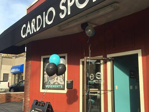 Cardio Sport, LLC Franchise Studio Grand Opening