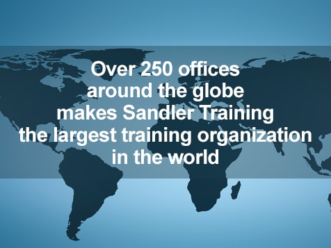 Sandler Training Franchise - Largest in the World