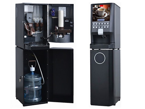 Premium Coffee Vending Machines