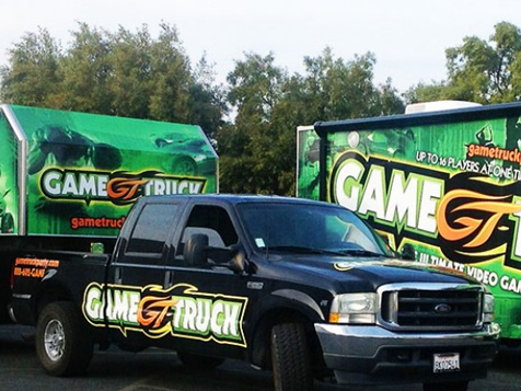 The GameTruck, LLC Franchise Mobil Gaming