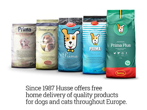 Husse of North & Central Florida - Non GMO healthy pet food