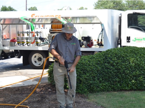 Schneider Shrub and Tree Care Franchise maintenance