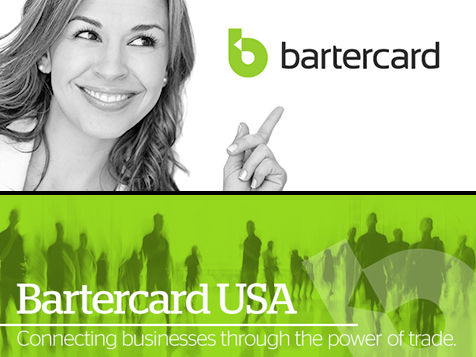 Bartercard USA Business Card
