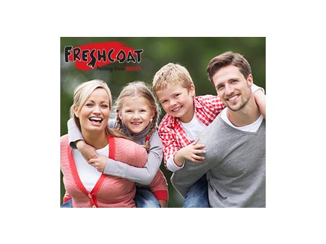 Fresh Coat Franchise Family