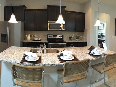 IPG Florida Vacation Homes Franchise Rental Property Kitchen