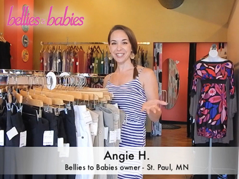 Bellies to Babies frnachise owner Angie H